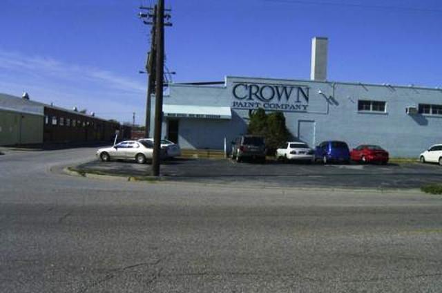 Crown Paint Ok – Gloss Alkyd Industrial Enamels